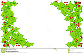 free clipart christmas holly leaves clipartxtras