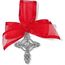 the light cross ornament ornaments