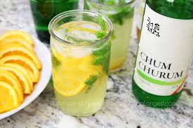 mojito cocktail mix soju cocktails soju mojito seonkyoung longest