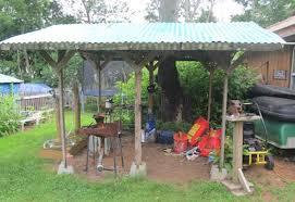 Backyard Blacksmithing Will U0027s New Forging Area