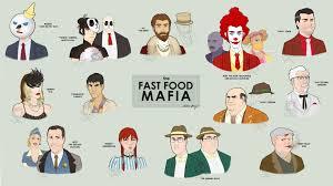 Mob Baby Meme - the fast food mafia funny