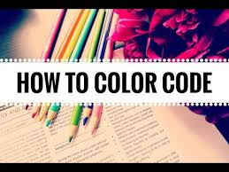 how to color code youtube