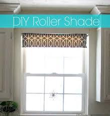 Sewing Window Treatmentscom - diy fabric roller shade sewing diy window and fabrics
