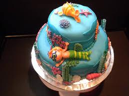 bubble guppies cartoon birthday cake cakecentral com
