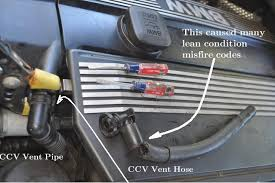 bmw ccv how to test the bmw e39 pressure controlled crankcase ventilation