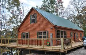 Log Cabin Floor Plans With Prices Deluxe Mountaineer Log Cabin Home Pennsylvania Maryland And West
