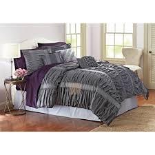 Purple Full Size Comforter Set Bedroom Bedding Sale Beddings Duvet Full Size Bedding Cheap