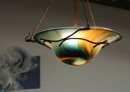 Glass Blown Chandelier Nicholson Blown Glass Chandeliers Sconces