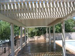 Lattice Pergola Roof by Davis Brothers Patio Covers Photo Gallery Hemet Ca