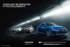 lexus of toronto used cars brand lexus communication objective attitude to maintain and