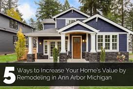 ways to increase home value what improvements increase home value home design plan