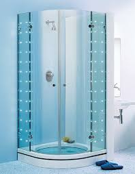frameless quadrant shower enclosure is one of the latest
