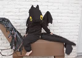 Toothless Costume Finnfactor Design Toothless Dragon Costume Mini Tutorial