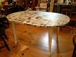 White Distressed Dining Table Chair Distressed Dining Table Round Farm Ph Rustic Dining Tables
