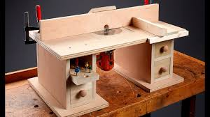i can do that benchtop router table youtube