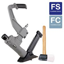 pneumatic 3 in 1 flooring 16 nailer and 15 5 stapler