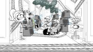house animated gif the loud house u2014 pugavida 5 days away from the loud house