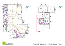 example floor plan drawings