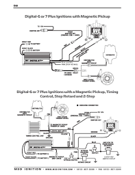 msd distributor wiring diagram ignition chevy in saleexpert me