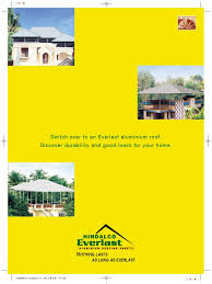 Everlast Roofing Sheet Price by Hindalco Everlast Corrosion Aluminium