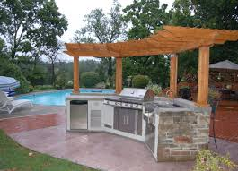 prefabricated kitchen island bar exterior prefabricated outdoor kitchen islands with metal