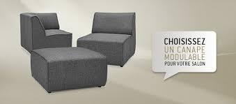 un canapé choisissez un canapé modulable pour votre salon