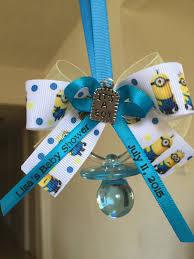 minion baby shower decorations pin by yadhira padilla on baby shower mimions