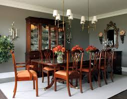 Black Hutches Cherry Furniture Ideas Dining Room Traditional With Oly