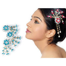hair brooch design hair brooch in mumbai maharashtra manufacturers suppliers of