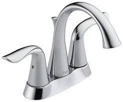 High Quality Bathroom Faucets by High Quality Delta 2538lf Lahara Two Handle Centerset Lavatory