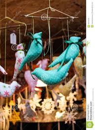bird decor for home stuffed bird home hanging decorations stock photo image 48043754