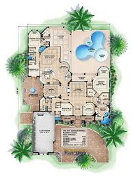 Courtyard Style House Plans Apartments Courtyard Floor Plans Contemporary Courtyard House