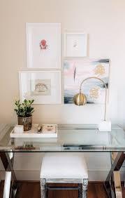 Glass Home Office Desk Glass Desk Ideas Bonners Furniture