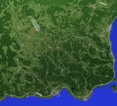Dayz Map Chernarus 1 1 Scale Replica Arma Ii Dayz Mod Screenshots