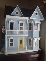 18 Doll House Plans Free by House Plan Ana White Smaller Three Story Dollhouse For 18 Wooden