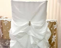 wedding chair covers etsy