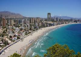 may 2016 cheap to benidorm for 7 nights just 83 each or