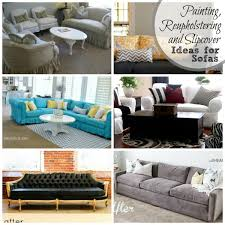 couch ideas remodelaholic 28 ways to bring new life to an old sofa