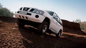 nissan safari off road design