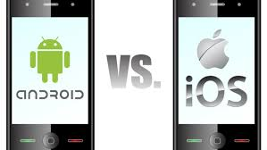 difference between iphone and android ios vs android comparison difference between iphone and android