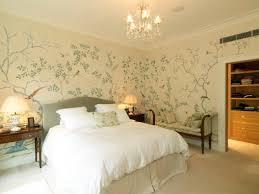 chambre avec papier peint d coration des chambres avec le papier peint cadly modele de pour