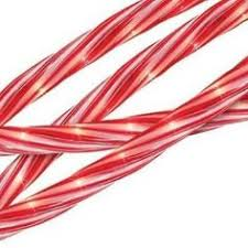Ebay Christmas Lights Outdoor by Candy Cane Lights Solar Candy Cane Lights Candy Cane
