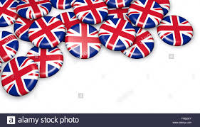 with union jack backdrop stock photos with union jack backdrop united kingdom union jack flag on badges and white background image for uk national day events