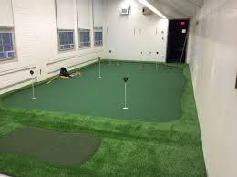 college indoor golf facilities now a necessity