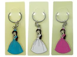 keychain favors llaveros metal solido quinceanera design 2 embolsado 12