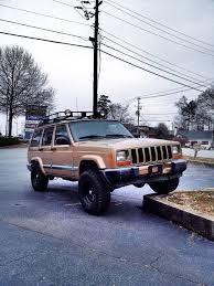 gold jeep my gold u002799 xj cherokeexj