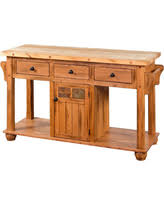 kitchen island oak amazing deal on eci rustic kitchen island oak eci391 1