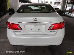 lexus es white 2008 lexus es 350 in starfire white pearl photo 5 166927