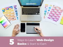 learn web design 5 ways to learn web design basics and start to earn wp