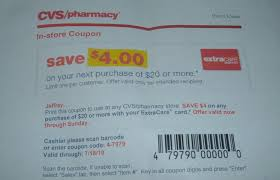 it u0027s hard giving money back to a store cvs step by step